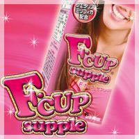 F-cup Supple Breast Enlarger from Japan