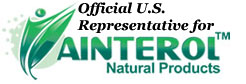 Official U.S. Representative for AINTEROL Products